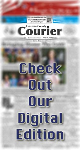 Houston County Courier Digital Edition